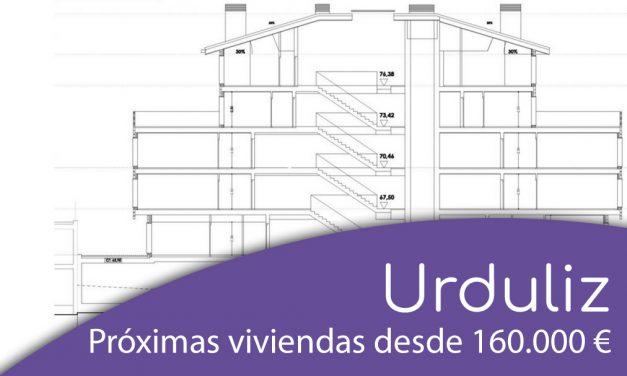 Comercialización de viviendas en Urduliz