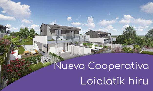 Loiolatik Hiru, nueva Cooperativa en Sopela