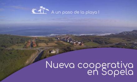 Nueva Cooperativa de Chalets en Sopela