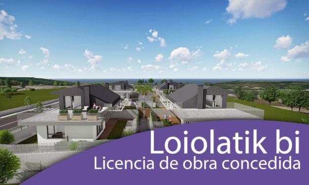 Aprobada la licencia de obras para Loiolatik bi
