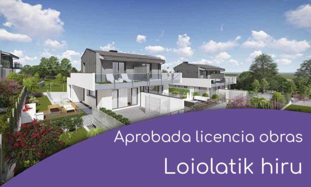 Aprobada la licencia de obras para Loiolatik hiru