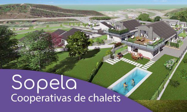 Oportunidad: Nuevos chalets en Sopela