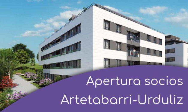 Nueva cooperativa de pisos en Urduliz: Artetabarri