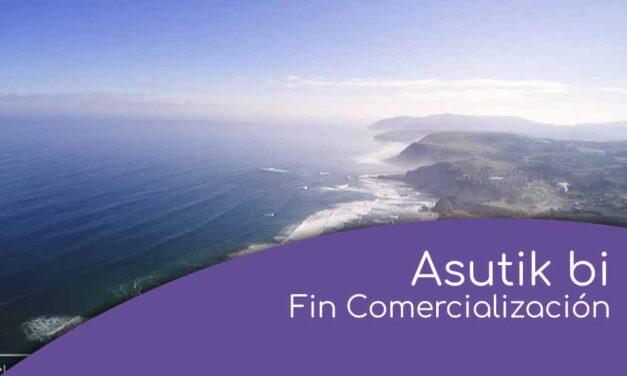 Fin comercialización de Asutik bi, chalets en Sopela